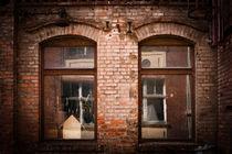 Hinter dem Fenster von Mandy Tabatt