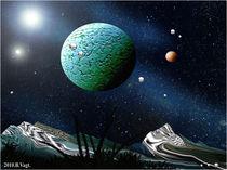 Exoplanet 32 von Bernd Vagt