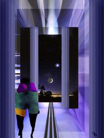 Way to Light. von Bernd Vagt