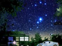 Haus unter Sternen. by Bernd Vagt