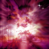 Farbexplosion. von Bernd Vagt