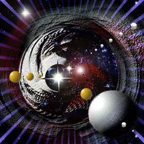 Mysterious universe. by Bernd Vagt