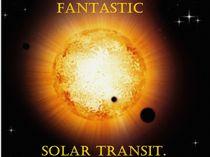 Fantastic solar transit. by Bernd Vagt