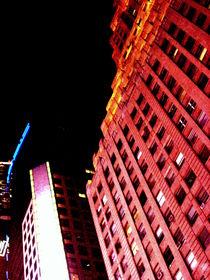 Back Side of Times Square von Nicola Christina