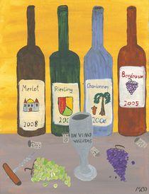 Weinprobe von Mischa Kessler