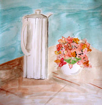 Hortensienblüten von annas
