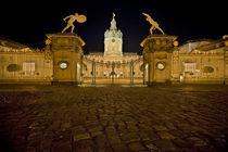 Schloss Charlottenburg I von Daniel Hohlfeld