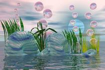 Luftblasen by Inge Knol