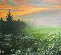 Waldlichtung von Jürg Meyerholz