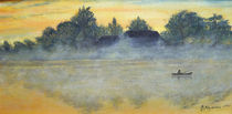 Morgen am See von Jürg Meyerholz