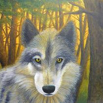 Der Wolf ist zurück by Jürg Meyerholz