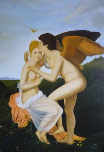 Psyche und Eros von Jürg Meyerholz