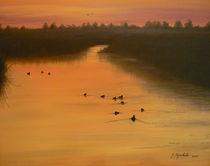 Herbstmorgen by Jürg Meyerholz