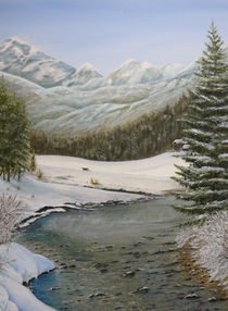Winterzauber von Jürg Meyerholz