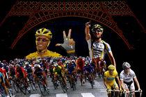Tour de France 2010 von Adrianh He