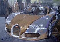 Bugatti Veyron by Wilhelm Bauer