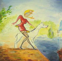 Spaziergang von Irina Torres