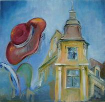Geiger auf dem Dach oder loock at me von Irina Torres