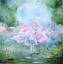 Flamingo von Irina Torres