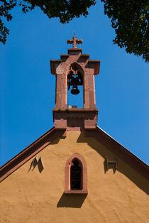 Kirche, nicht in Mexiko by asphoto