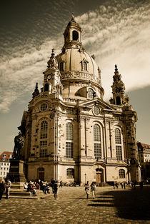 Frauenkirche Dresden by asphoto