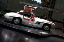 Daimler Benz Flügeltürer by asphoto