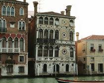 Palazzo Dario, Venice von Dieter Schweinlin