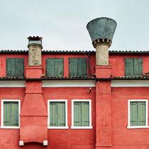 Venice Chimneys von Dieter Schweinlin