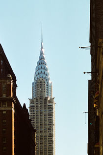 Chrysler Building, Manhattan by Dieter Schweinlin