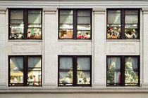Chinatown, Manhattan by Dieter Schweinlin