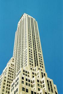 Empire State Building, Manhattan by Dieter Schweinlin