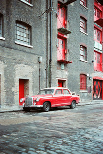 Docklands No3 von Dieter Schweinlin