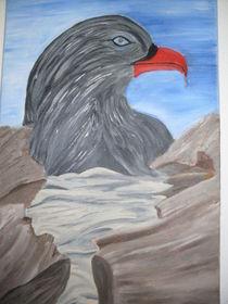 der Adler von monika beging