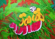 Tropische Früchte von michaba