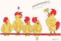 Hennenpower by michaba