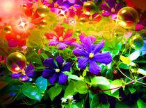 Blumen  Planeten by Elio Maiuri