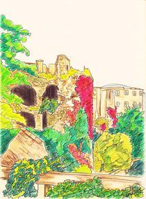 Heidelberg Krautturm von michaba