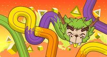 Deinos-serpent