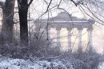 Die 7 Säulen im Winter von Sebastian Kaps