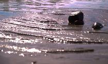 vom Wasser umspült von frauhuhn
