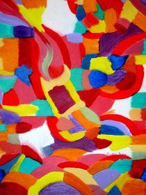 Spiel mit Farbe von artmagic