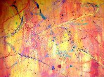 Abstrakter Farbenrausch 1 by artmagic