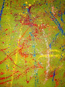 Abstrakter Farbenrausch 2 by artmagic