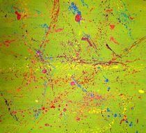 Abstrakter Farbenrausch 4 by artmagic