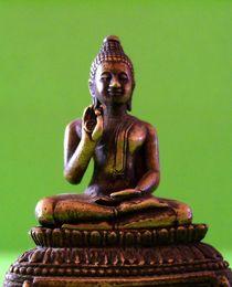 Buddha von artmagic