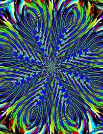 Blue Stars von artmagic