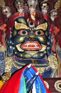 Maske von Johann Loigge