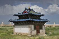 Kloster Erdened Suu - Karakorum by Johann Loigge