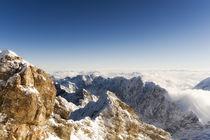 Aussicht Zugspitze von macropolis