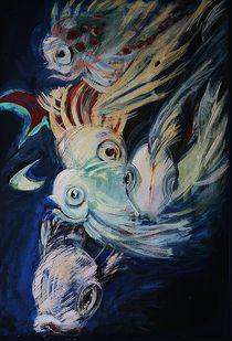 Fische der Nacht von Eva Demuth